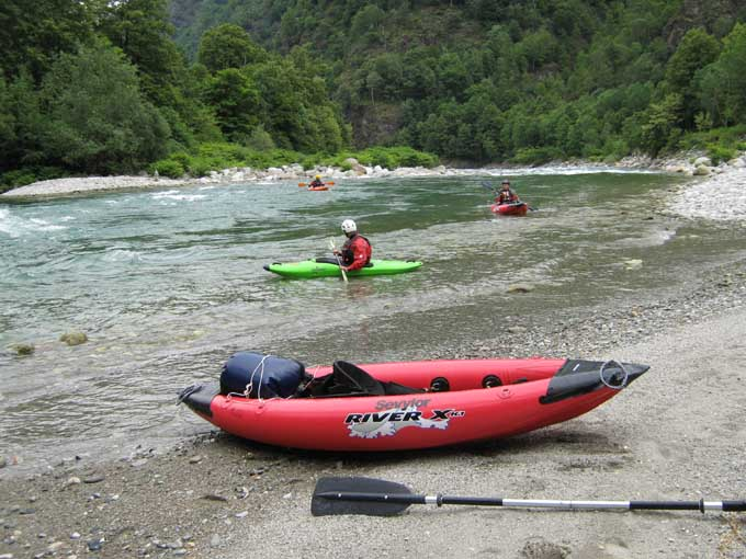 Sevylor Svx100 River K1
